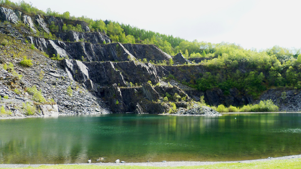 Ballachulish Slate Quarry